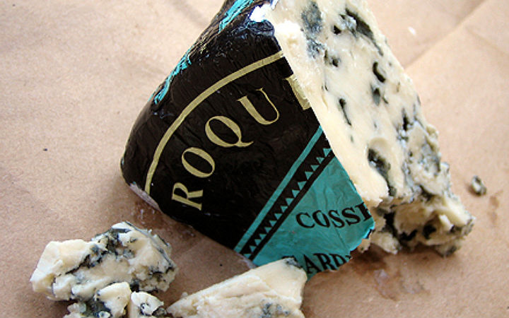 Roquefort peyniri - flickr/37559683@N07