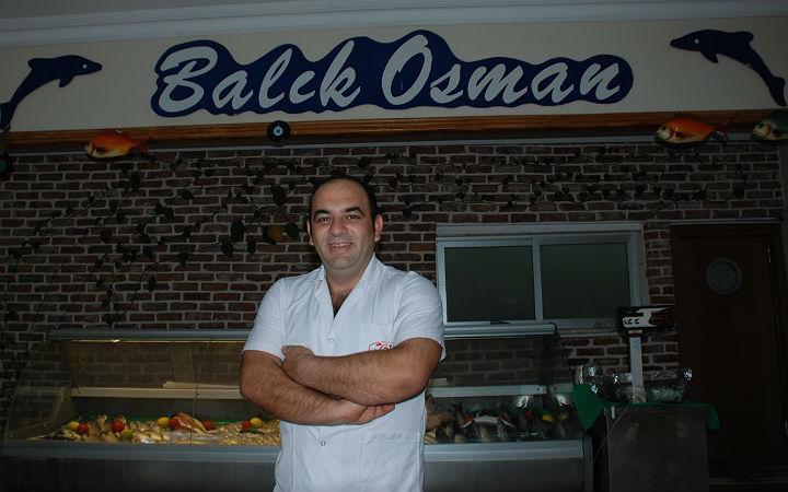 Balık Osman Şef
