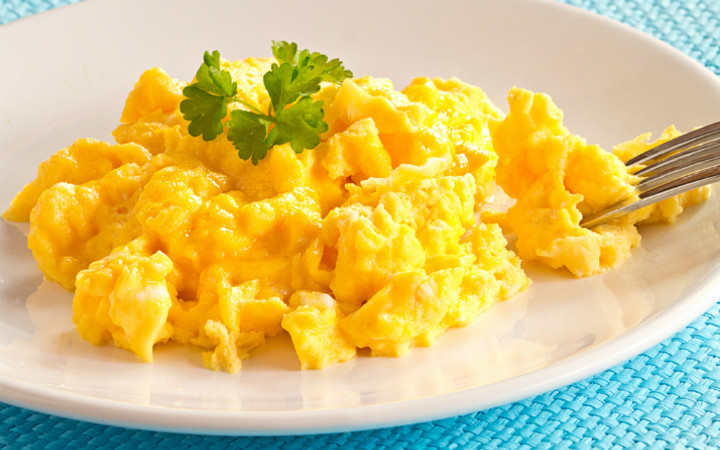 Çırpılmış Yumurta Tarifi