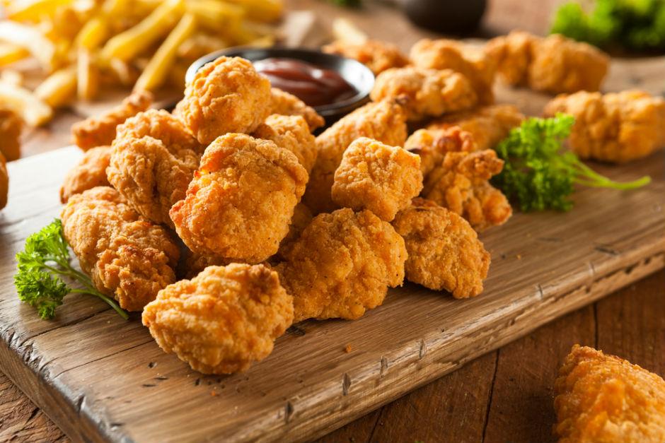 Çıtır Tavuk Lokmaları Tarifi