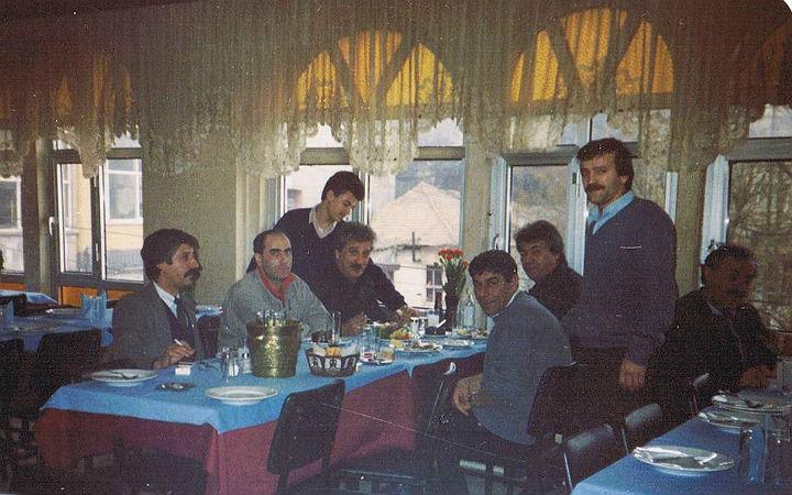 Balık Osman'da Eski Günler