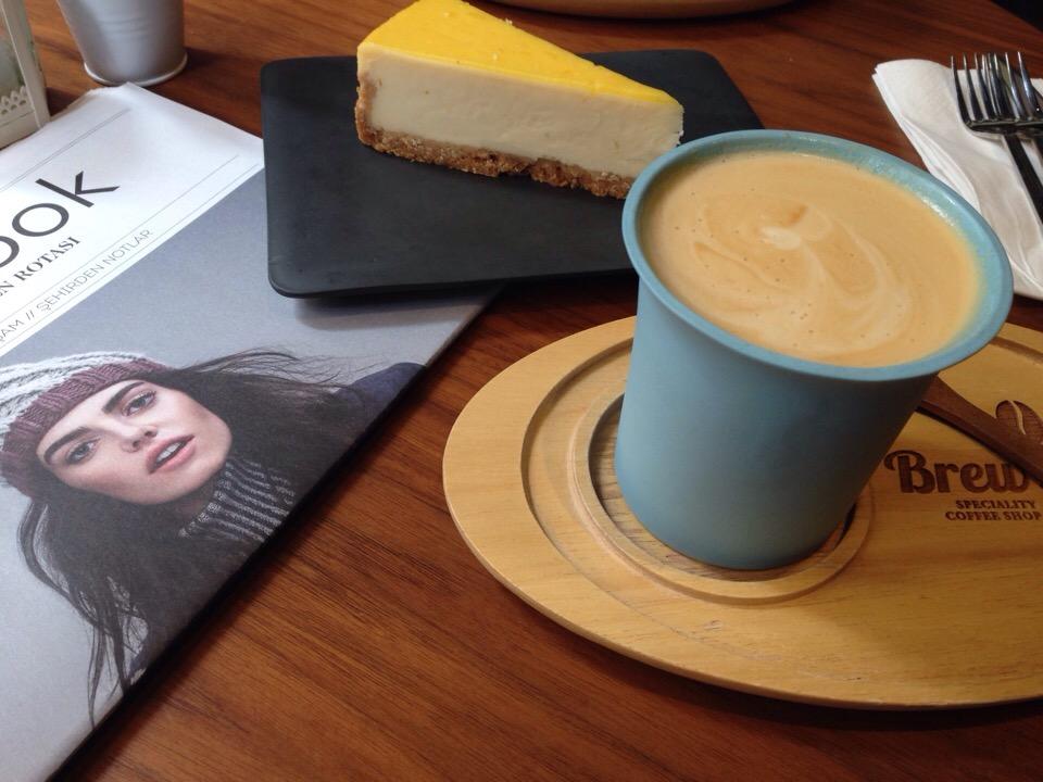 Coffee Brew Lab, Beyoğlu - Fotoğraf: Çağla Gillis