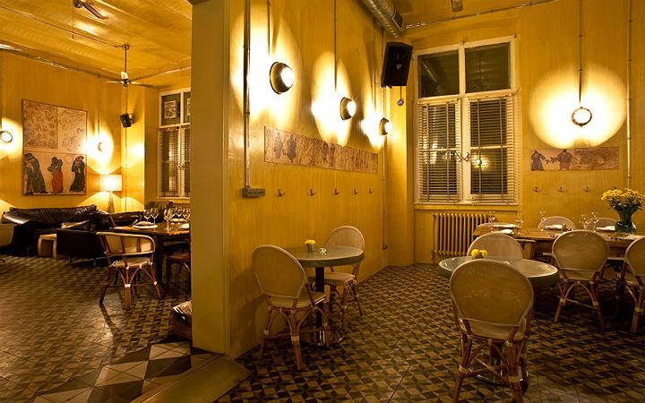 Cezayir Restaurant Lounge