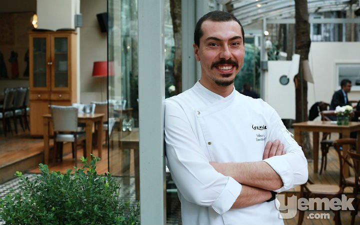 Cezayir Restaurant Şef Volkan İnce