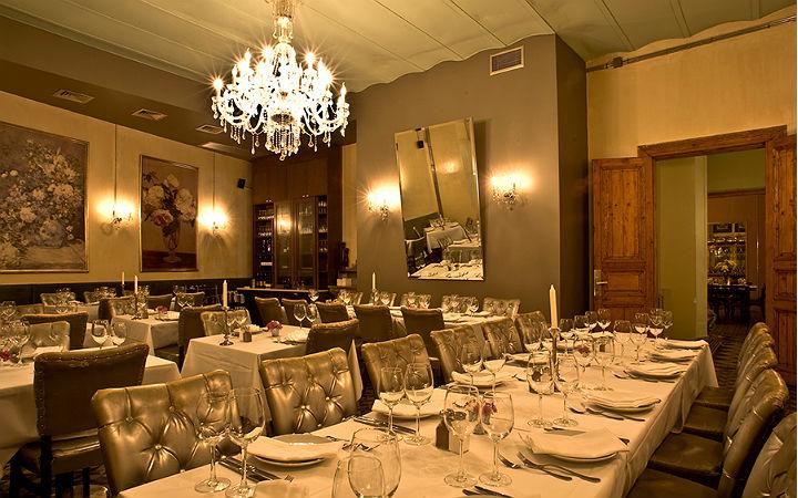 Cezayir Restaurant Yemek Salonu