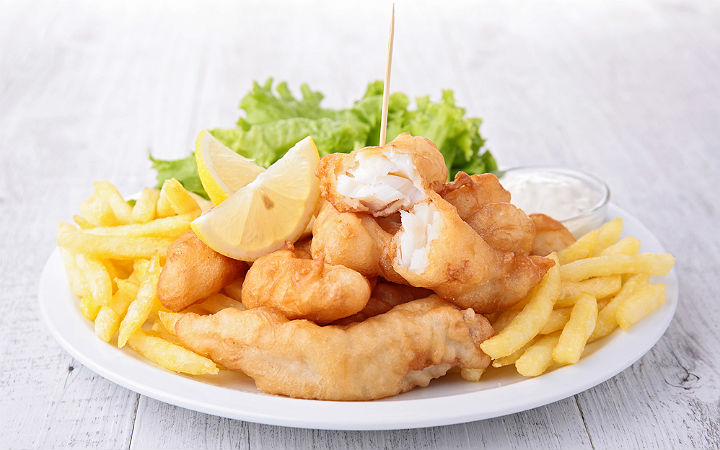 Fish and Chips Tarifi