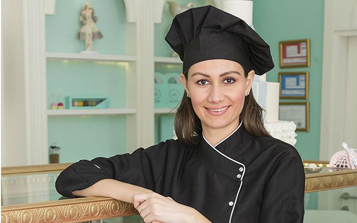 Ma Jolie Pastanesi Şef Özge Zeynep Olgar