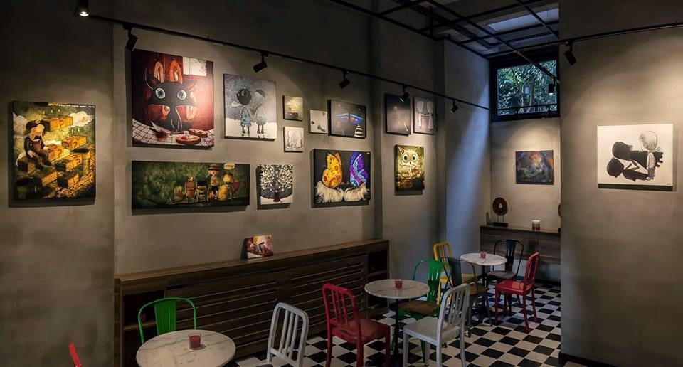 foursquare/page-cafegallery - Page Cafe & Gallery, Moda