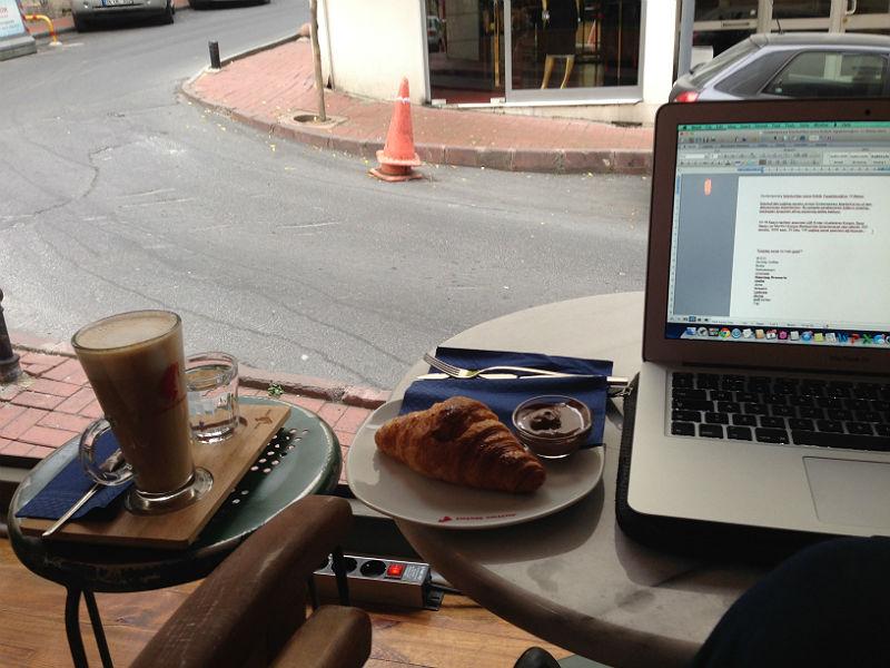 Sunday Coffee, Nişantaşı - Fotoğraf: Çağla Gillis