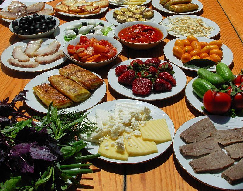 wikipedia - azerbaycan çöreği - türk yemekleri