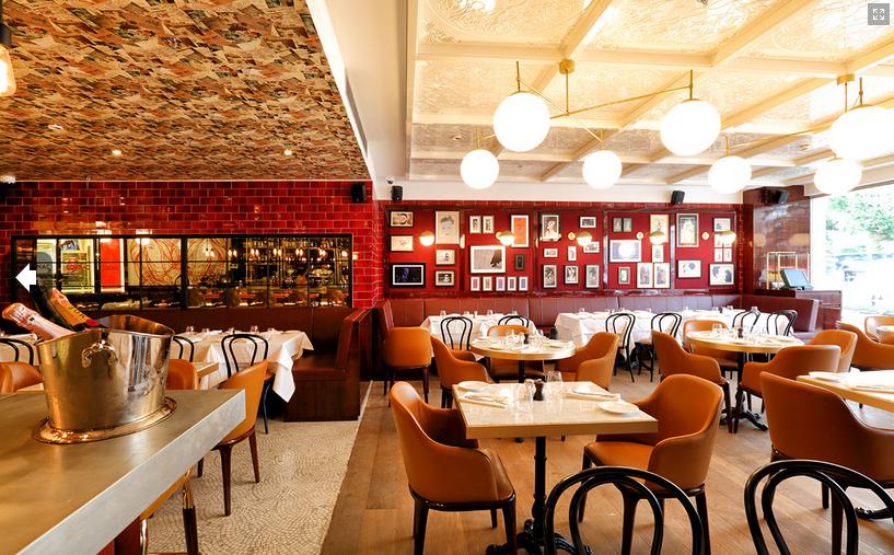 brasserie cognac - istanbul