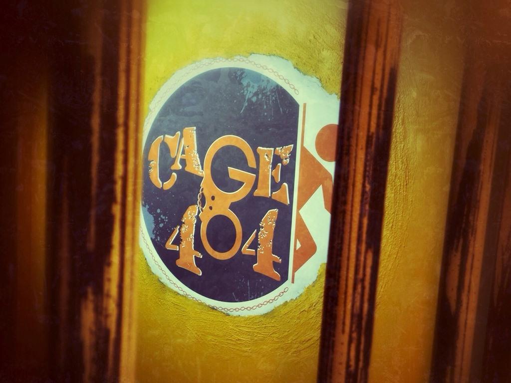 cage404 - istanbul'daki kaçış oyunları