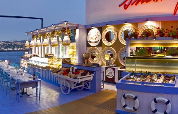 cemkarakus - istanbul meze mekanları