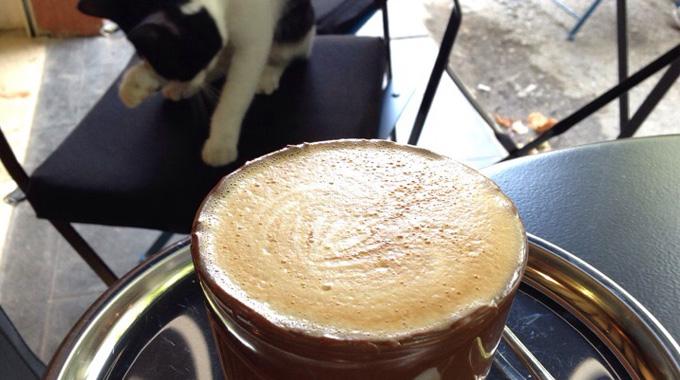 fotoğraf: çağla gillis - coffee sapiens üçüncü dalga kahve