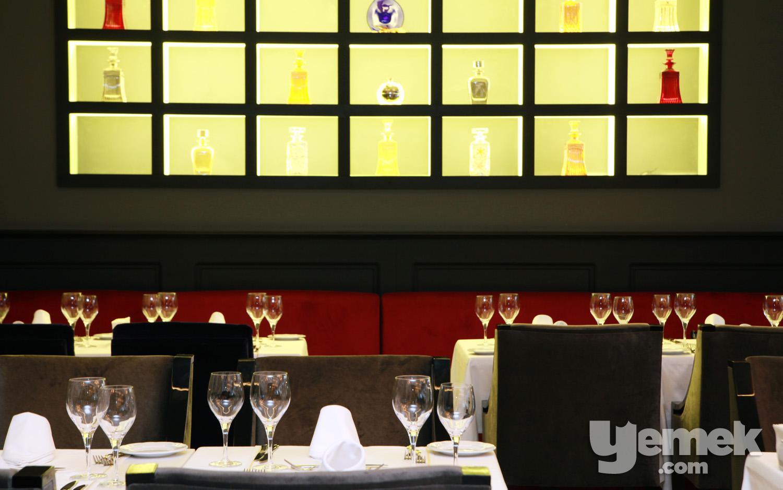 Deraliye Restaurant Osmanlı Saray Mutfağı