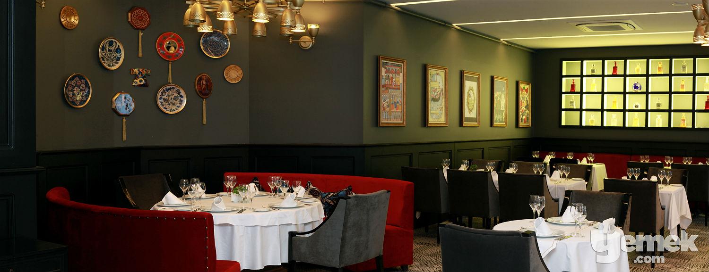 Deraliye Restaurant Sultanahmet