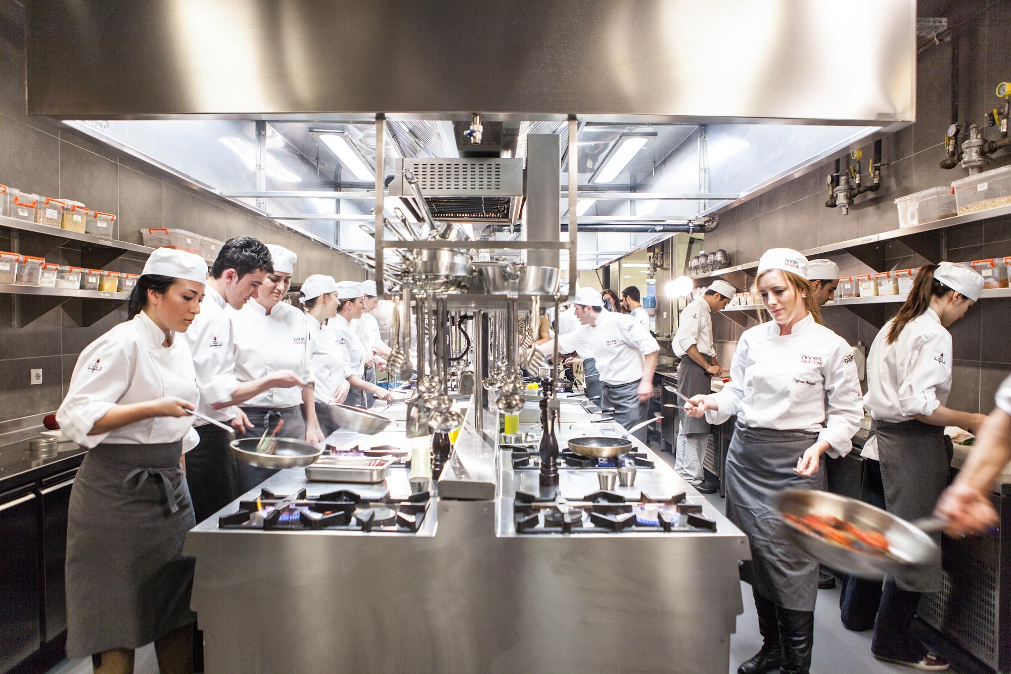Doors Akademi Mutfakları