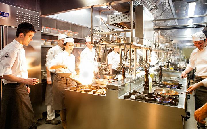Doors Akademi Profesyonel Aşçılık Sınıfları