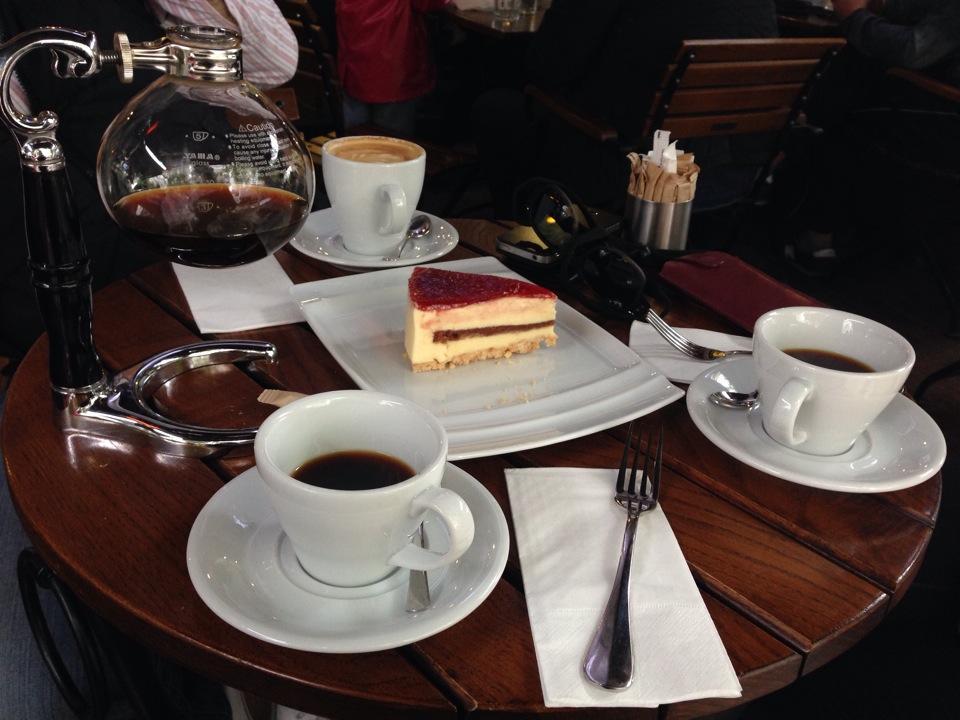 foursqaure - drip coffee üçüncü dalga kahve