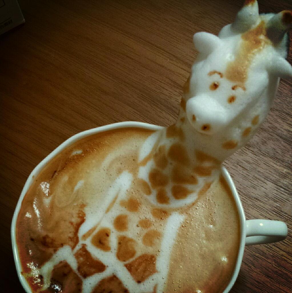 visualnews - en güzel latte artlar