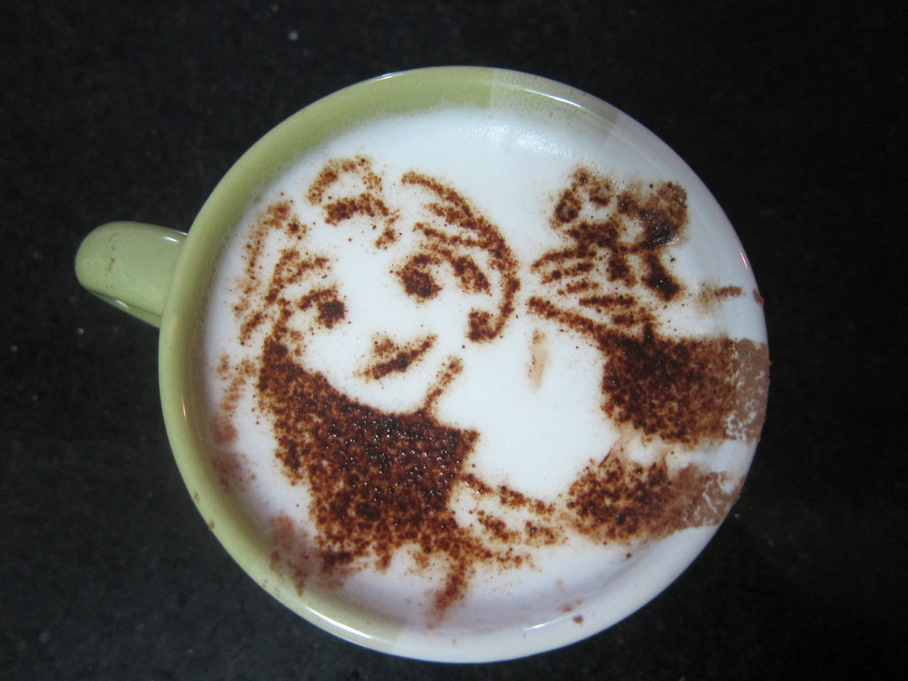 deviantart - en güzel latte artlar