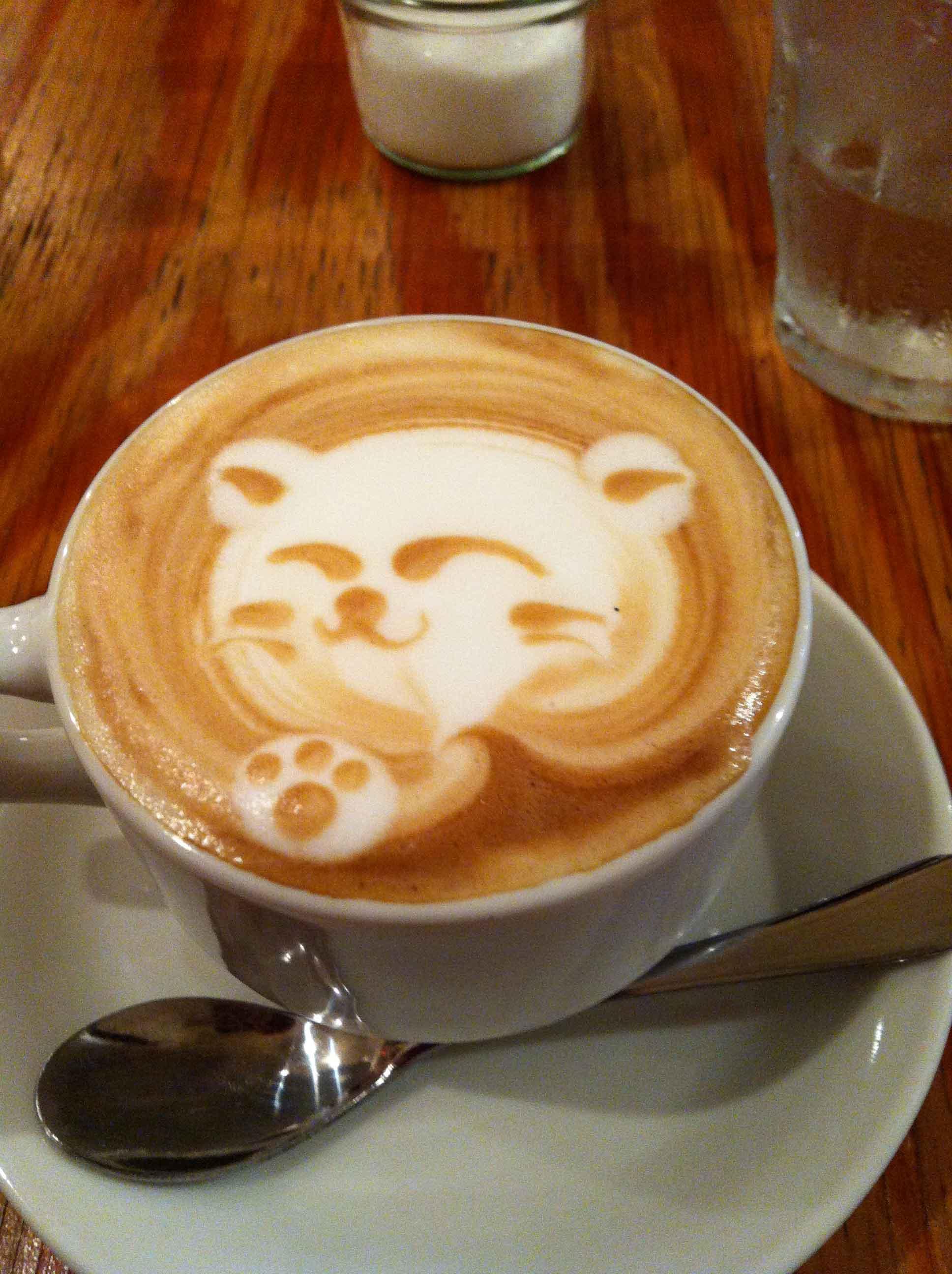 jonellepatrick - en güzel latte artlar
