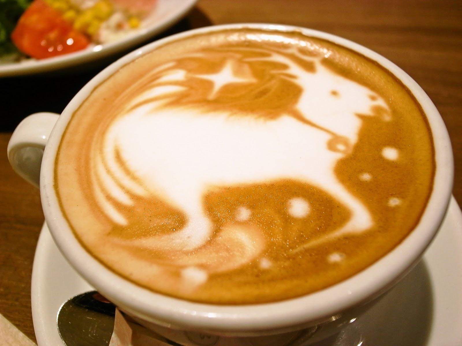 rosmarinonews - en güzel latte artlar