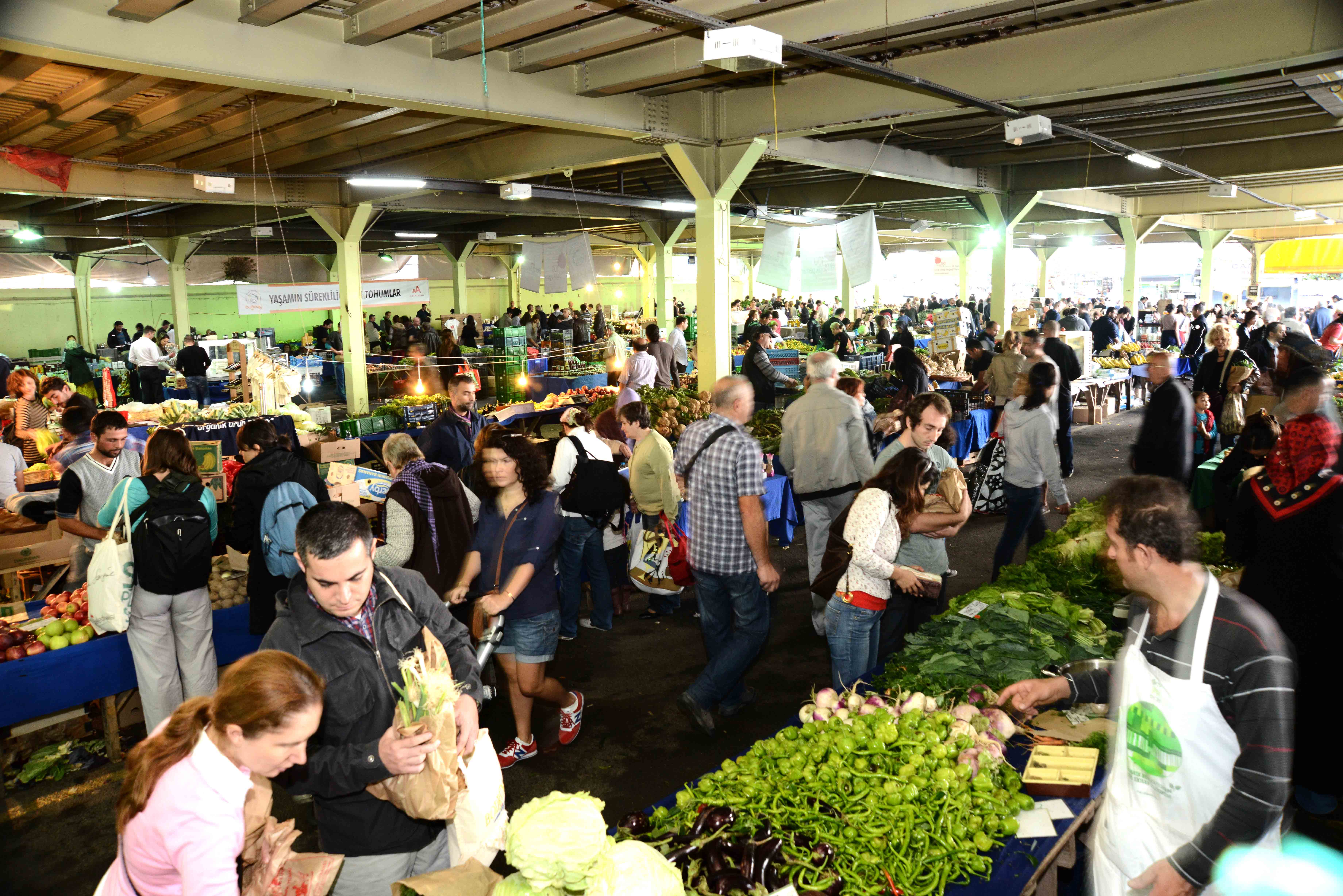 istanbul feriköy organik pazarı - istanbuldaki organik pazarlar