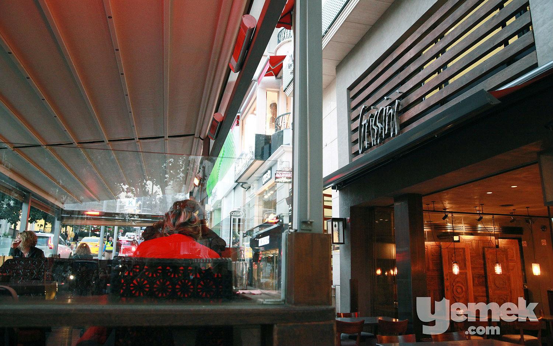 Grissini Restaurant Giriş