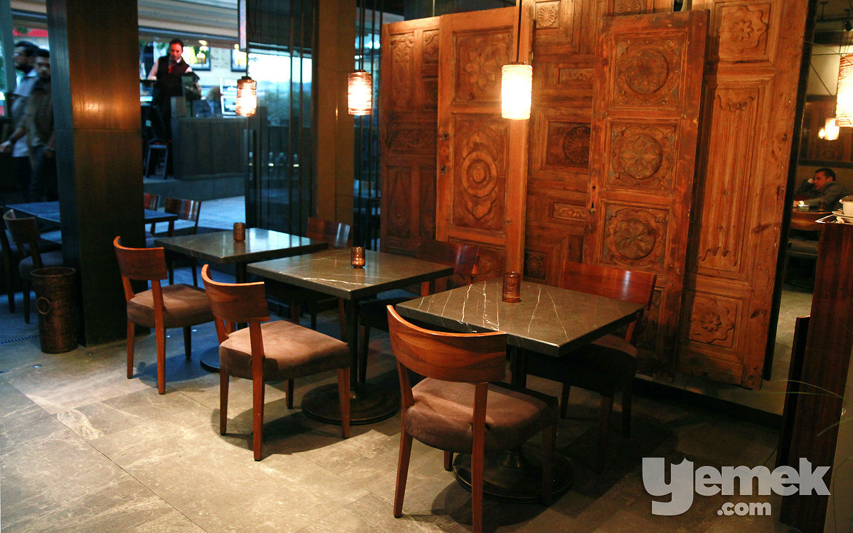 Grissini Restaurant Ön Masalar