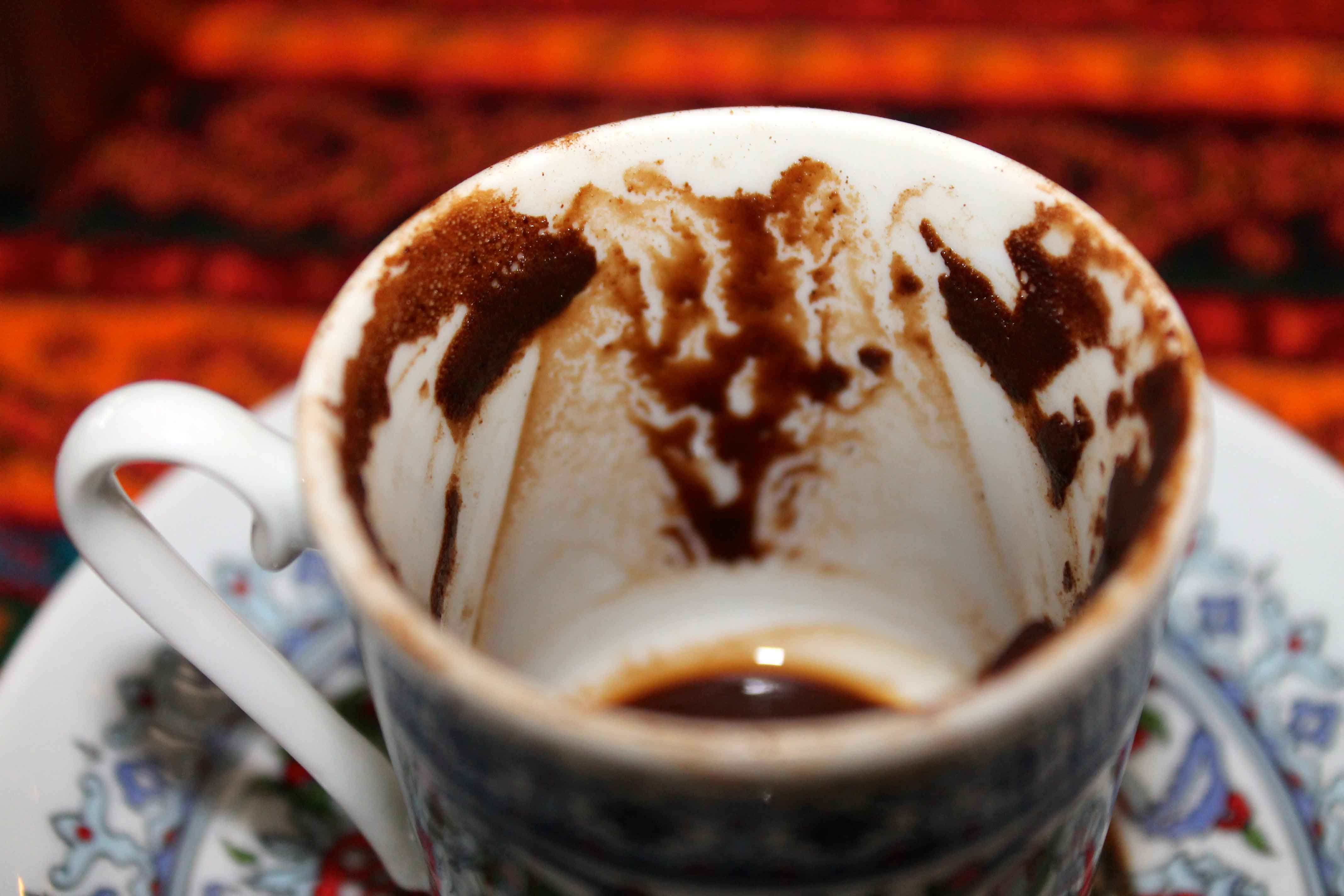 ejinturkey - kahve falı yıkanır mı?