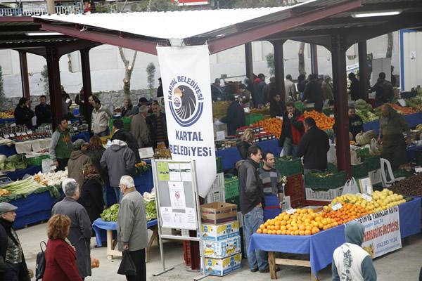 kartal - kartal organik halk pazarı istanbul'daki organik pazarlar