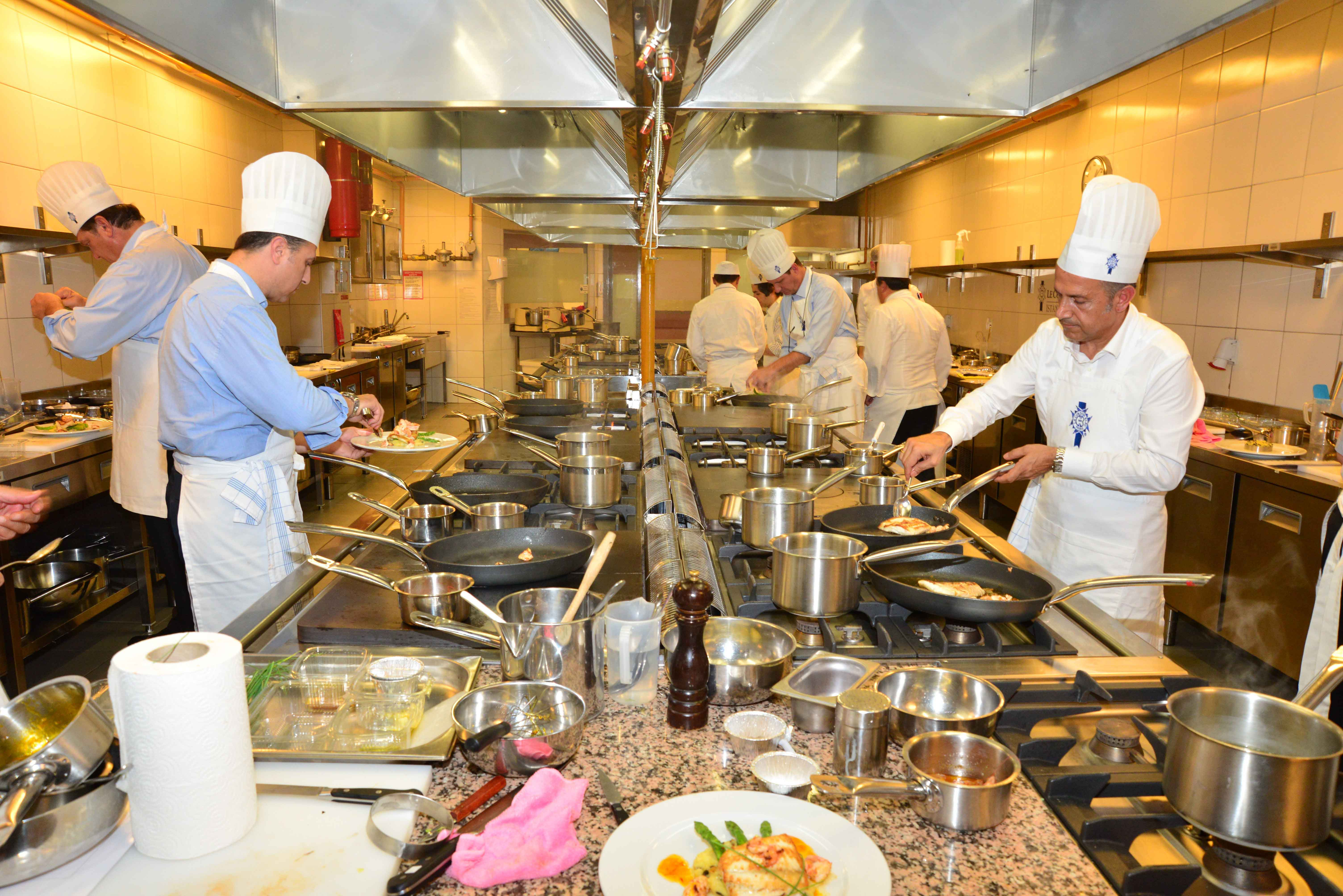 hurriyet le cordon bleu workshop
