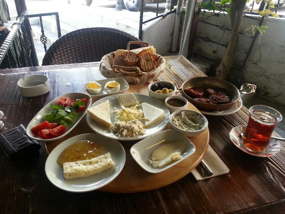 foursquare - moda van kahvaltı evi - istanbul kahvaltı mekanları