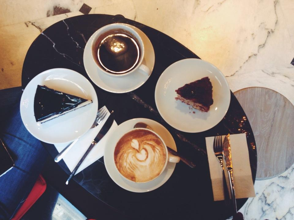 foursquare - noir pit üçüncü dalga kahve
