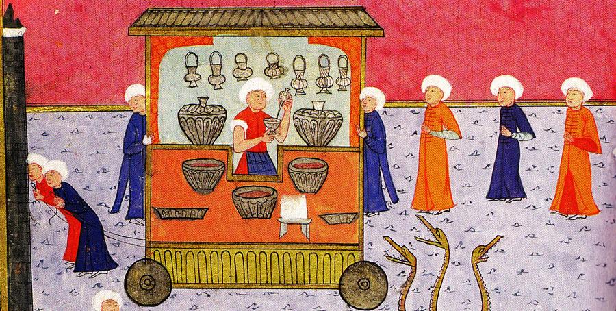 feastingneverstops - osmanlı mutfağı alkol yasakları
