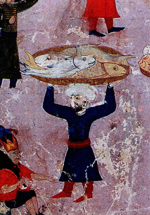 feastingneverstops - osmanlı mutfağı balık yemekleri