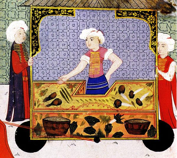 feastingneverstops - osmanlı mutfağı
