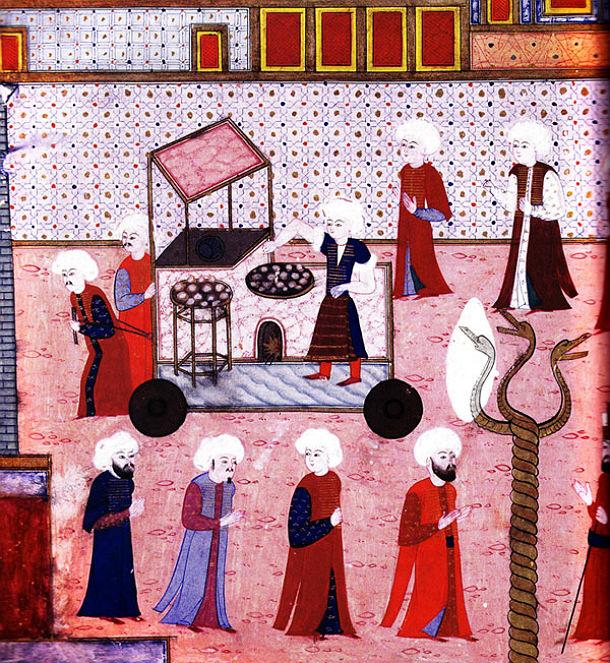 feastingneverstops - osmanlı mutfağı tatlıları