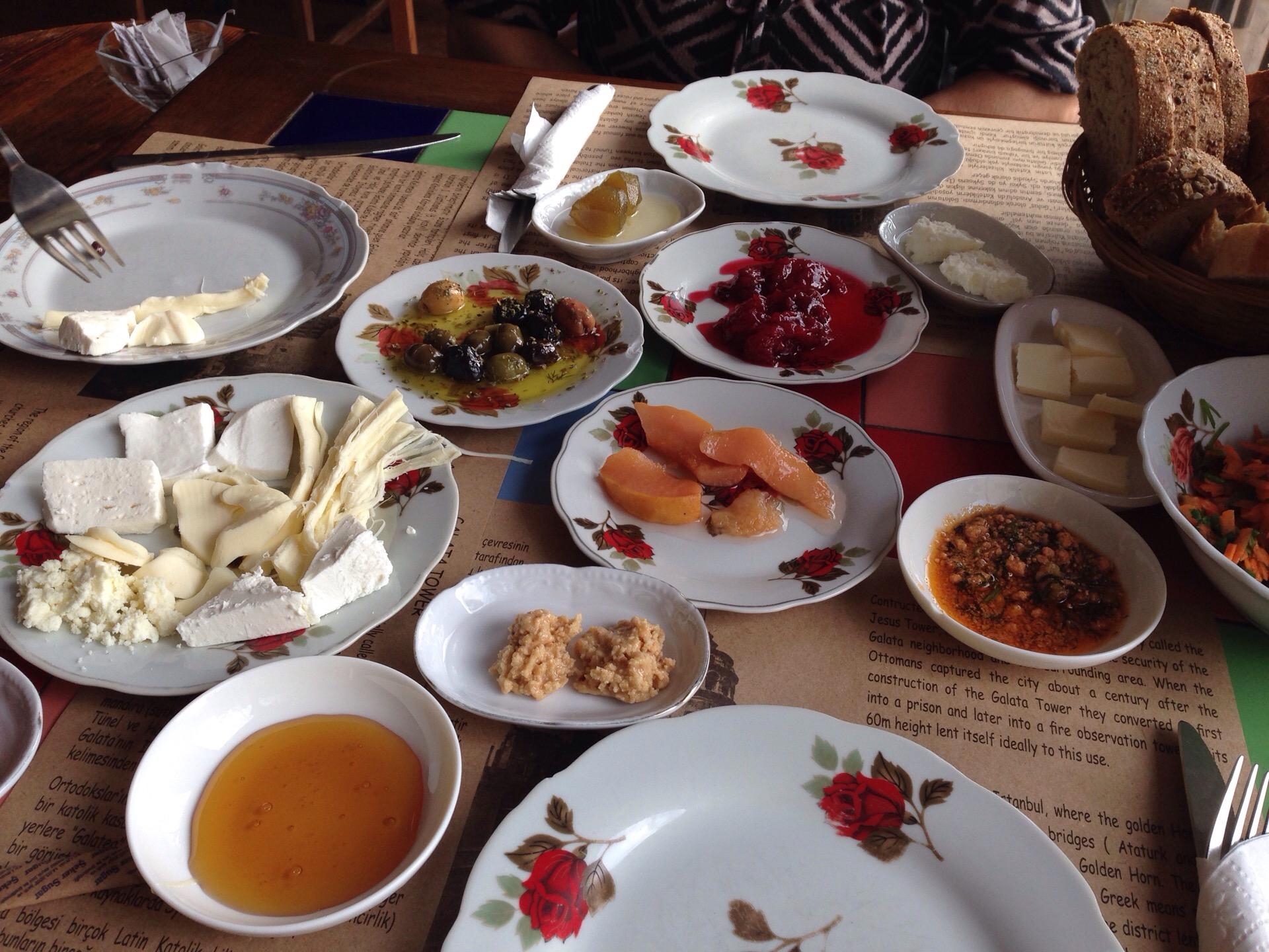 fotoğraf: çağla gillis - privato - istanbul kahvaltı mekanları