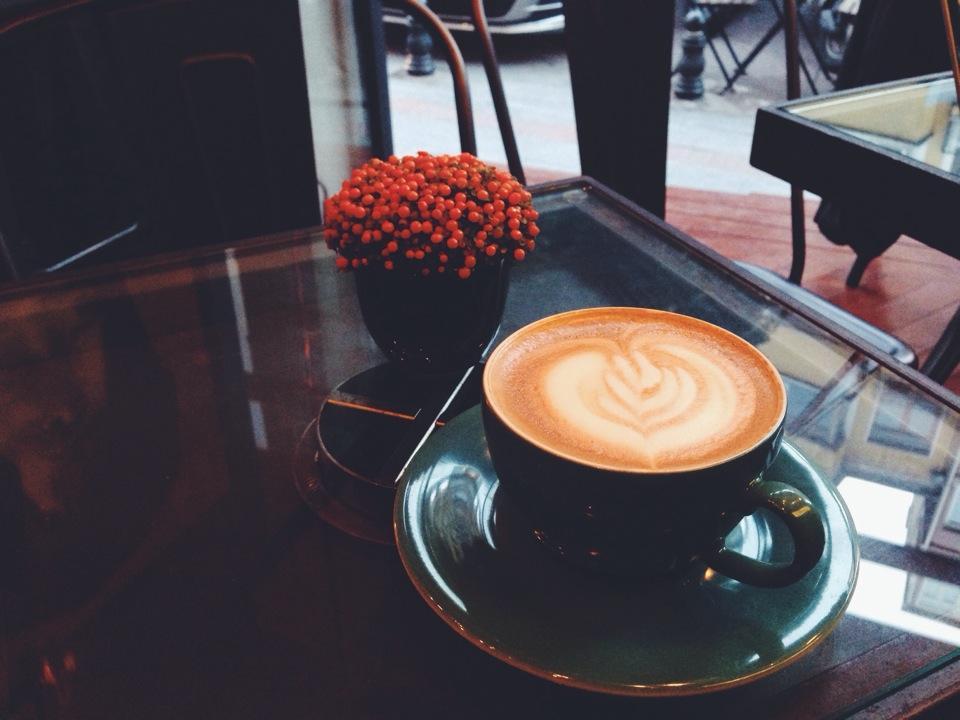 foursquare - rafine espresso bar üçüncü dalga kahve