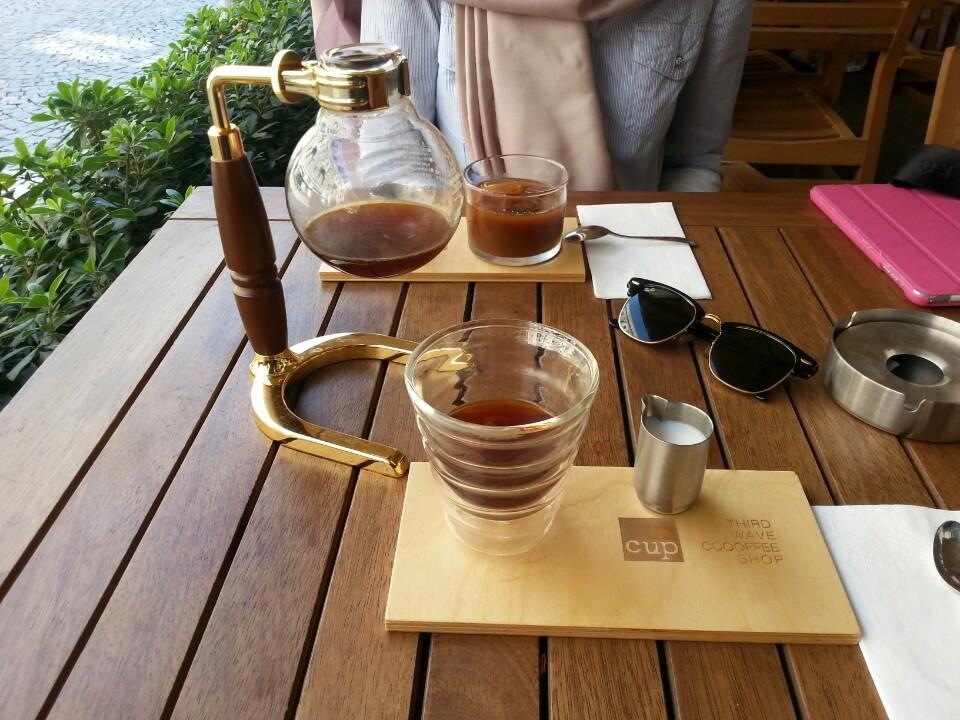 foursquare - third wave coffee shop üçüncü dalga kahve