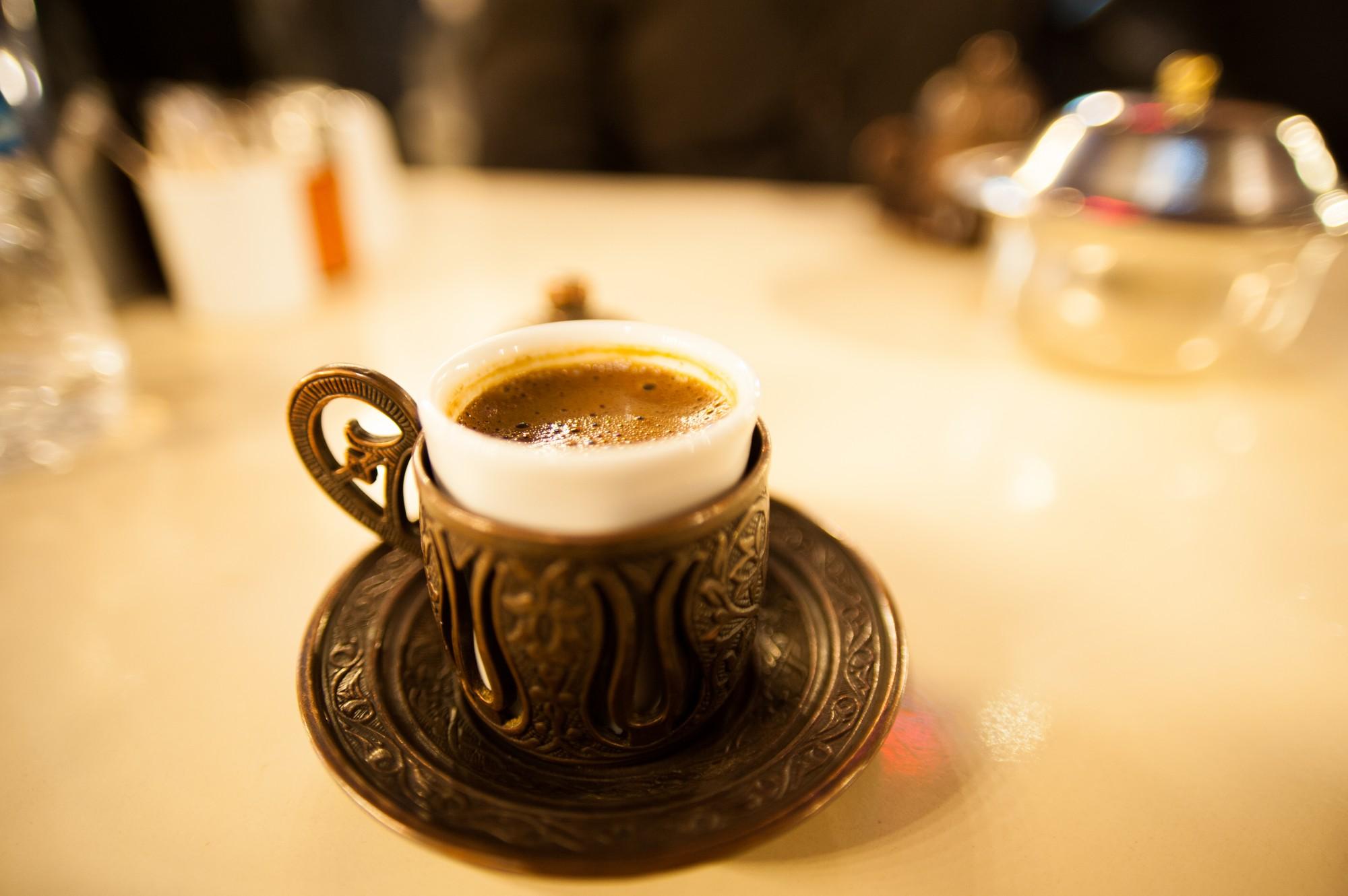 jenleephotography - türk kahvesi nasıl içilir?
