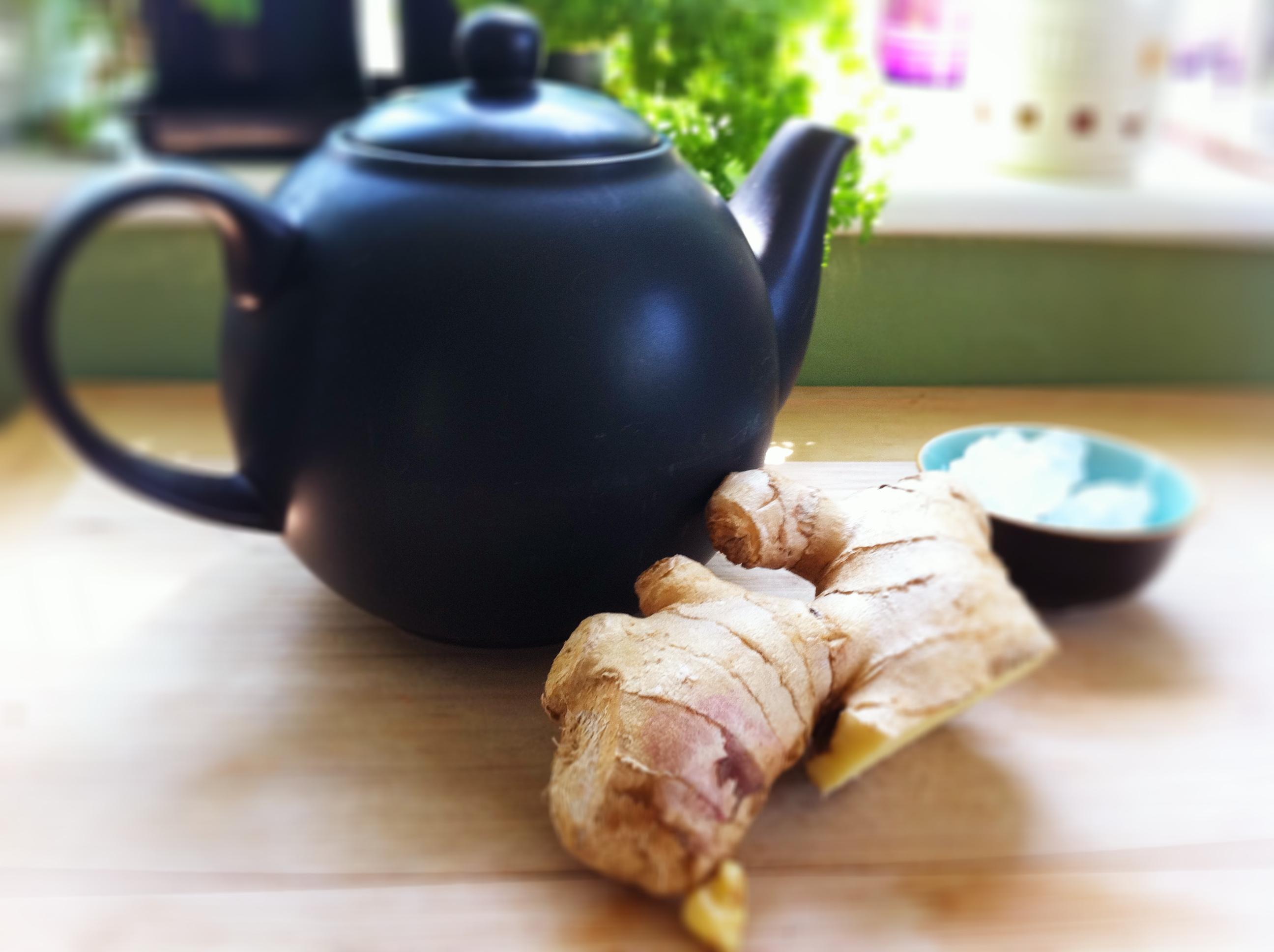 mpdslifestyle - zencefil çayı regl sancıları