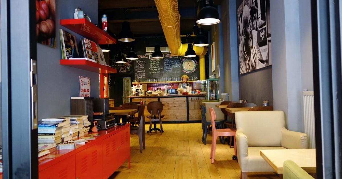 coffeeinistanbul - 180 bakery kadıköy