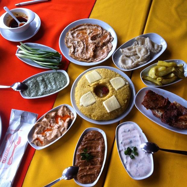 instagram - abista - mamursa - mamrise - çerkez yemekleri