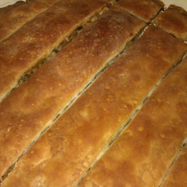 instagram - altüst böreği - yozgat yemekleri