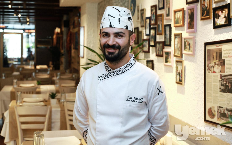 Ar Ruha Restaurant Şef
