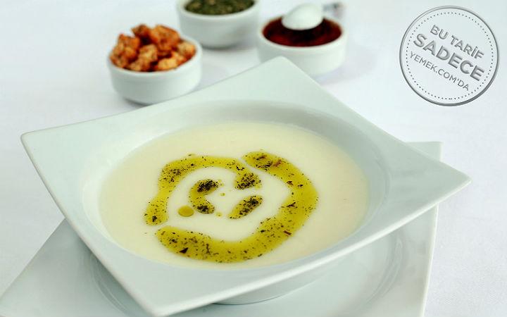 Ar Ruha Restaurant Yoğurt Çorbası Tarifi
