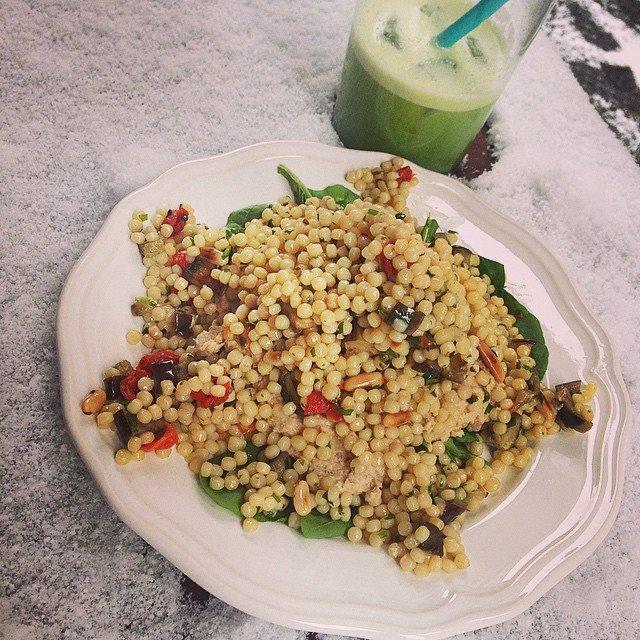 facebook - bi nevi - vejetaryen yemekleri